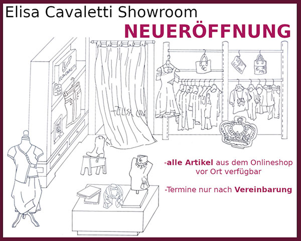 Elisa Cavaletti Showroom Hattingen